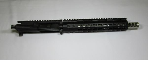 10.5 inch stainless steel built upper 223 wylde