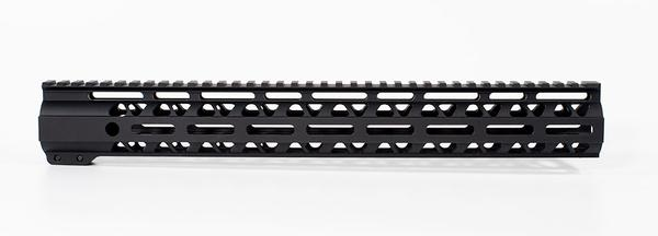 15 inch Handguard Rail with M-Lok attachment points 3 sides