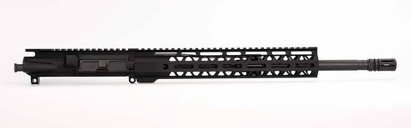 16 inch upper with 12 inch m-lok handguard 1 x 9 twist