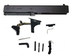 Glock 22 .40 Caliber Complete Kit with jig and tooling