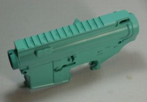 ar 15 tiffany blue matching set