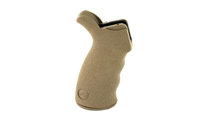 ergo AT aggressive texture ar-15 grip fde