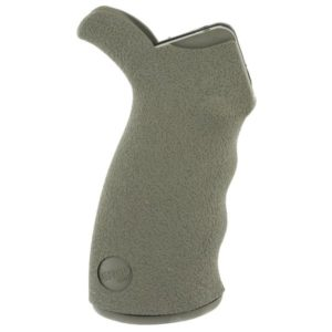 ergo suregrip at ar style grip in OD Green