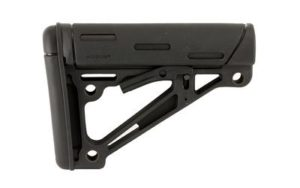 hogue overmolded ar-15/m16 buttstock mil-spec black