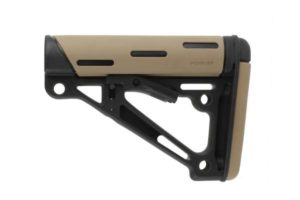 hogue overmolded ar-15/m16 buttstock mil-spec Flat Dark Earth