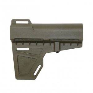 shockwave blade pistol stabilizer od green