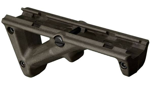 magpul afg-2 angled fore grip ar Rifle attachment in OD Green