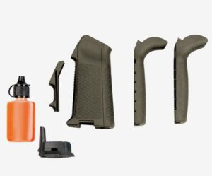 magpul industries MIAD Gen 1.1 grip kit od green