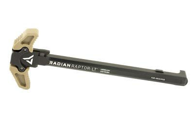 radian raptor LT ar-15 charging handle flat dark earth