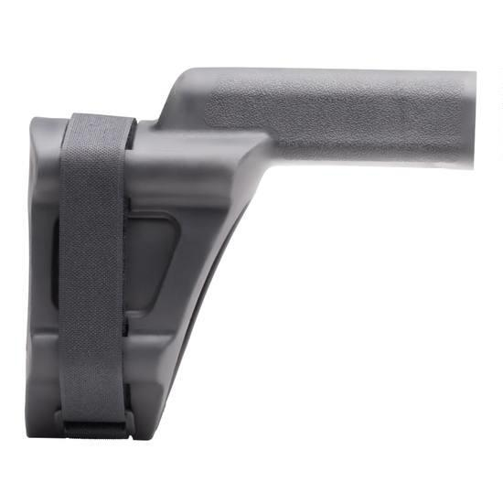 sb tactical sbv ar-15 pistol stabilizing brace in black
