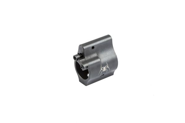 spikes tactical adjustable low profile gas block