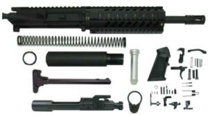 300 10.5 inch blackout pistol kit upper assembled with NO lower