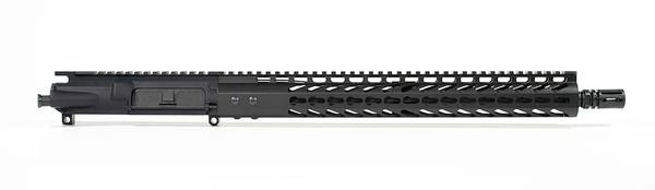 AR-15 upper 16 inch barrel with 15 inch keymod rail