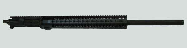 24 inch upper Bull barrel with 15 inch keymod