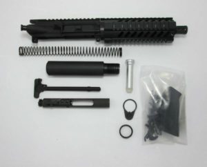 300 7.5 inch blackout pistol kit