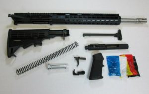 300 blackout stainless steel rifle kit