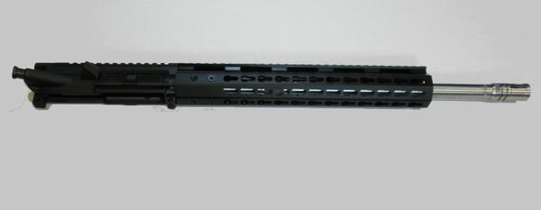 "16"" 300 Blackout 1 x 8 twist Barrel Upper Stainless Steel"