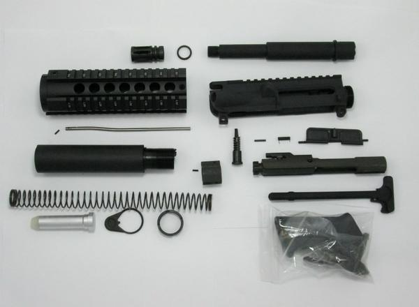300 blacakout pistol kit with no lower receiver