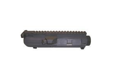 dpms 308 flat top upper receiver assembled - black