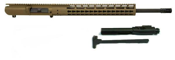 308 complete upper burnt bronze