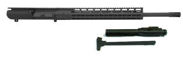 308 complete Upper in Black