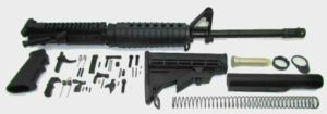 762x39 Rifle kit A2 sight tower no AR-15 80 percent lower