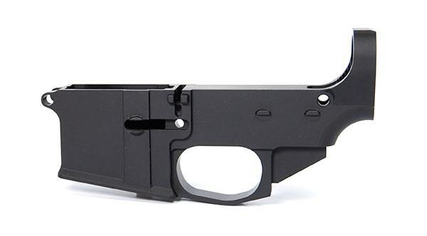 80% Lower AR-15 Integrated Trigger Guard