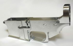 80% Billet AR 15 Lower