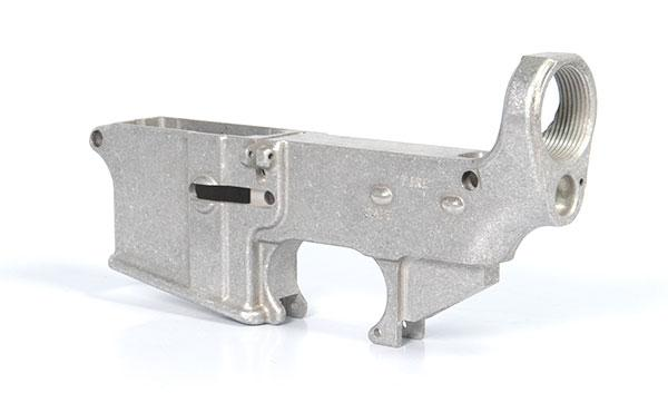 raw 80 lower ar-15 receiver