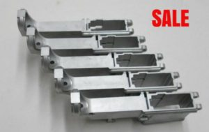 80% AR-15 Lower 5 pack Raw
