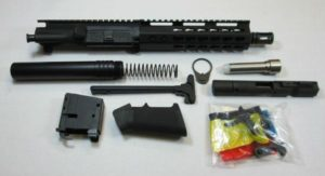 9mm AR 15 Pistol Kit