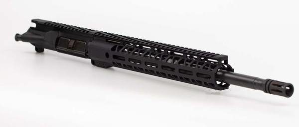 AR-15-upper-with-12-inch-handguard-with-m-lok-attachment-points