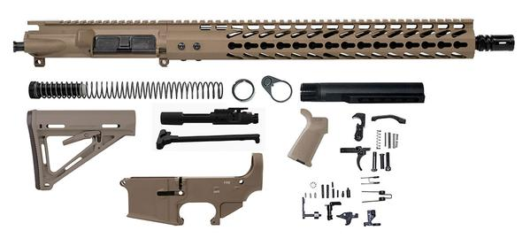 Daytona Tactical | 80% Lowers - Complete Rifle Kits - AR15