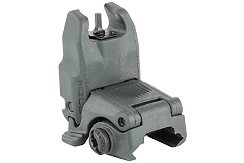 Magpul MBUS Flip Up Sight Gen 2 - Front in Grey