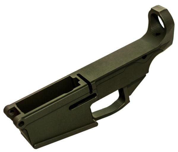 80% Od Green ar-10 308 lower dpms