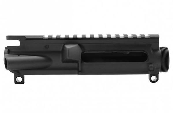anderson ar-15 stripped upper receiver with m4 feed ramps