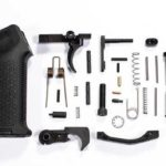AR-15 Lower Parts Kit Magpul Moe Grip and moe trigger guard
