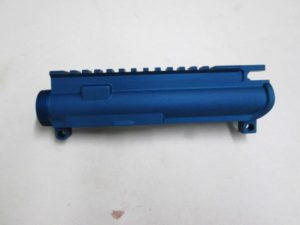 AR-15 Upper receiver blue