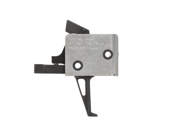 cmc triggers ar platform single stage drop in flat trigger ar-15 and ar-10 compatible