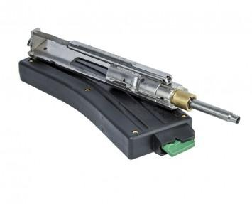 cmmg .22 lr conversion kit for ar-15 with (1) 25 round magazine