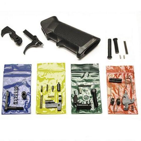 cmmg mk3 ar-10 308 complete lower parts kit