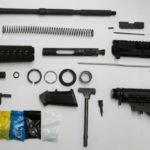 complete ar-15 rifle kit without 80% lower