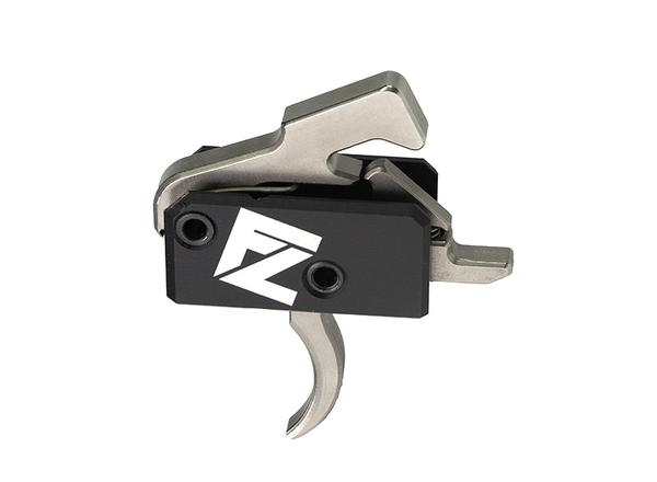failzero exo coated AR-15 Drop In 3.5 lb. Trigger Assembly - curved