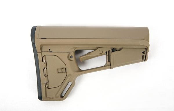 magpul acs stock in flat dark earth