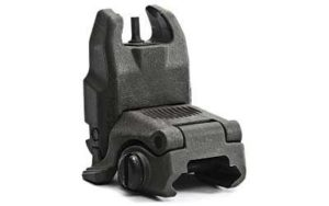 magpul mbus front flip up sight od green