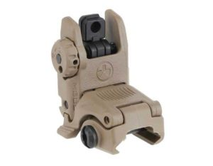 magpul mbus rear dual aperture gen 2 flip sight flat dark earth