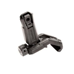 magpul mbus pro 45 degree offset backup sight black