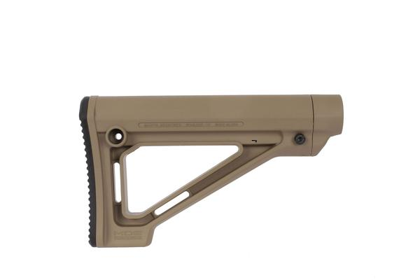 magpul moe fixed carbine mil-spec stock in flat dark earth
