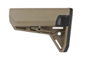 magpul moe sl-s mil-spec stock in flat dark earth fde
