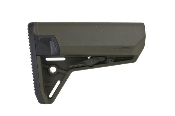magpul moe sl-s mil-spec stock in OD Green